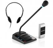 Stelberry S-401 Переговорное устройство с подключаемыми наушниками