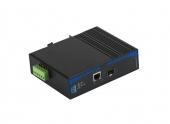 GL-MC-UTPG-SFPG-FI Оптический медиаконвертер индустриальный GIGALINK UTP-SFP (industrial), 10/100/1000Мбит/с в 1000Мбит/с, 12-24 вольта, 10 ватт (питание поставляется отдельно MDR-10-24)