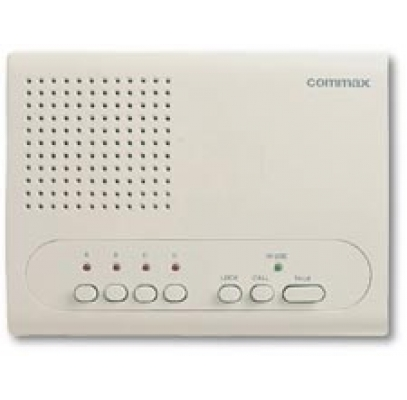 Commax WI-4C Переговорное устройство на 4 частотных канала (компл. 2 шт.)