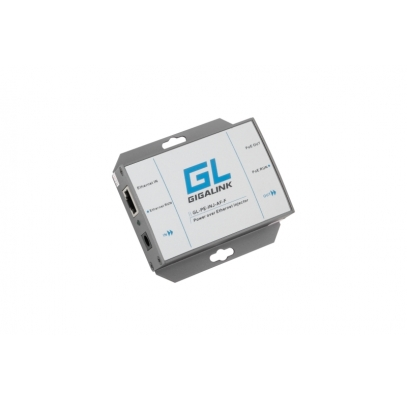 GL-PE-INJ-AF-F Инжектор PoE GIGALINK, 100Мбит/с, 802.3af (БП поставляется отдельно)