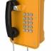 JR105-FK-Y-SIP Промышленный SIP телефон, трубка, полная клавиатура, LCD-экран
