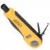 NMC-3640RB Инструмент NIKOMAX для заделки витой пары, ударного типа, 2 уровня регулировки силы удара, крепление Twist-Lock, нож для кроссов типа 110 в комплекте