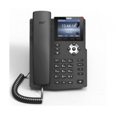 IP телефон Fanvil X3G, с БП