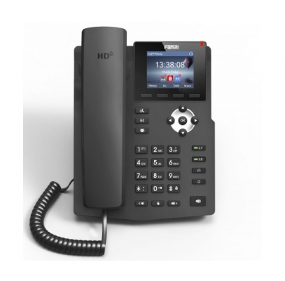 IP телефон Fanvil X3SP, с БП