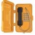 JR101-FK-Y-SIP Промышленный SIP телефон с крышкой, с трубкой и клавиатурой, 2 SIP аккаунта, RJ45, WAN/LAN, Ethernet