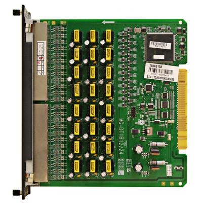 MG-DTIB24 Плата цифровых телефонов (24 порта, подключение RJ-45)