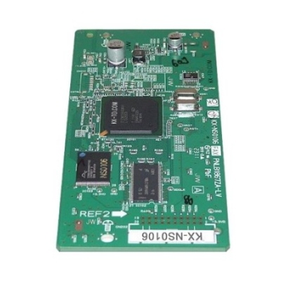 KX-NS0106X Плата интерфейса факса (FAX) для IP АТС Panasonic KX-NS1000