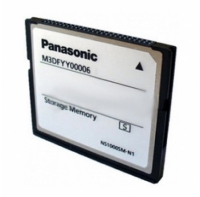 KX-NS0135X Карта памяти (тип S) (Storage Memory S) для IP АТС Panasonic KX-NS1000
