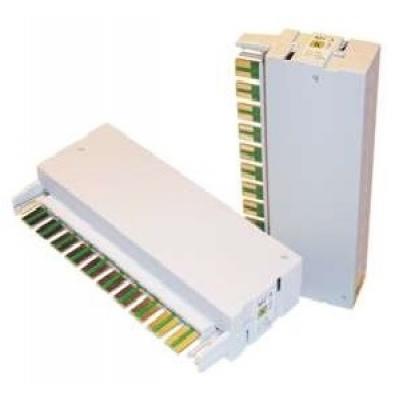468244.001 МГЗК-10И-350/200В-60мА (разр., позистор, сидактор, свет.инд., на 10 пар, для АТС с Uпит.=48V)