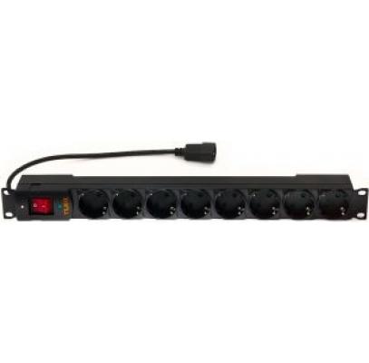 TLK-RS08P2-BK Блок электрических розеток TLK, 19